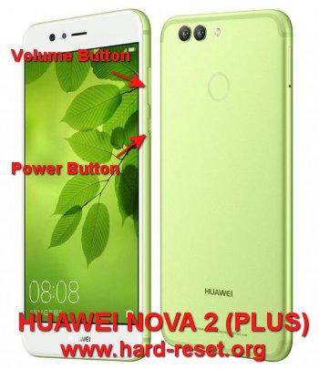 hard reset huawei nova 2 / huawei nova 2 plus