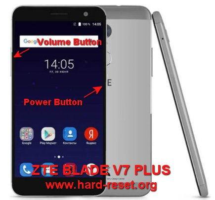 How to Easily Master Format ZTE BLADE V7 PLUS with Safety