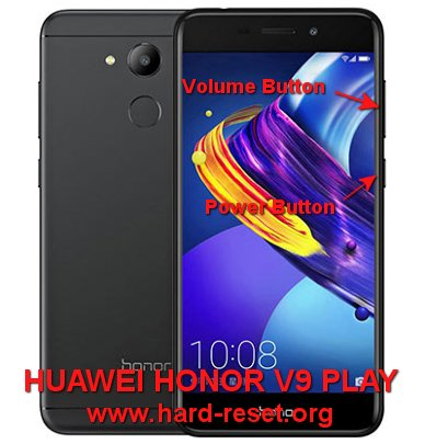 How to Easily Master Format HUAWEI HONOR V9 PLAY with Safety