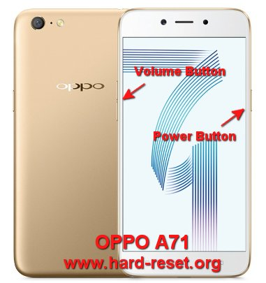 How to Easily Master Format OPPO A71 with Safety Hard Reset