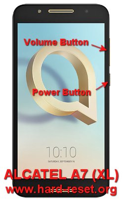 hard reset alcatel a7 / alcatel a7 xl