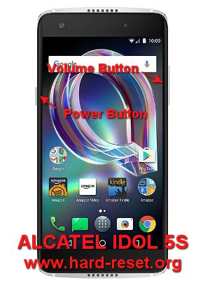 hard reset alcatel idol 5s