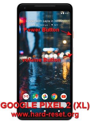 hard reset google pixel 2 / pixel 2 xl