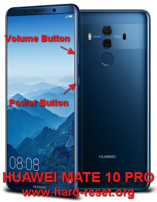 How to Easily Master Format HUAWEI MATE 10 PRO with Safety Hard