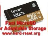 microsd before internal memory - adoptable storage
