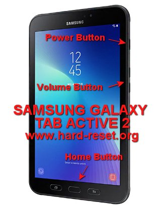 How to Easily Master Format SAMSUNG GALAXY TAB ACTIVE 2 with Safety