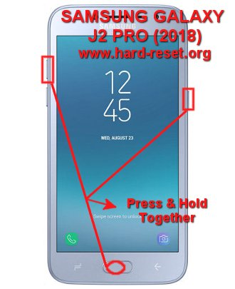 How to Easily Master Format SAMSUNG GALAXY J2 PRO (2018