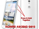 hard reset Huawei Ascend G610s