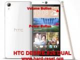 hard reset htc desire 826