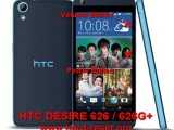 hard reset htc desire 626 G plus