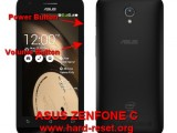 hard reset asus zenfone c and master format