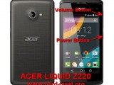 hard reset acer liquid z220 reformat to factory default