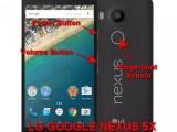 hard reset lg google nexus 5x