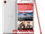 hard reset htc desire 830