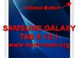 hard reset samsung galaxy tab a 10.1 inches