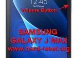 hard reset samsung galaxy j max tablet