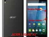 hard reset acer liquid x2