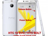 hard reset htc 10 evo / htc bolt