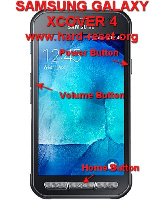 How to Easily Master Format SAMSUNG GALAXY XCOVER 4 / G390F with ...