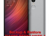 backup & restore xiaomi redmi note 4