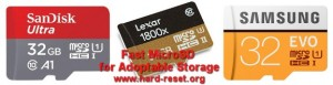 microsd before internal memory - adoptable storage
