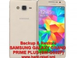backup restore data samsung galaxy grand prime plus / sm-g532f