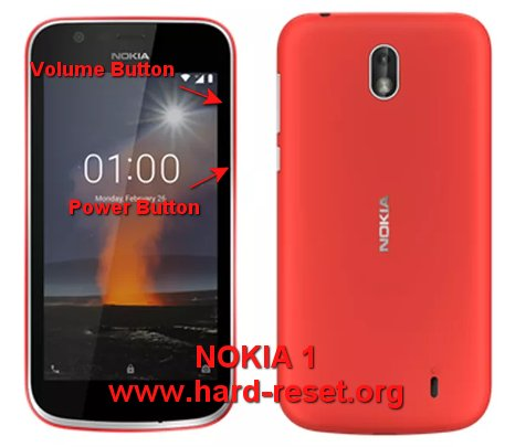 How to Easily Master Format NOKIA 1 (Android) with Safety