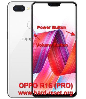 How to Easily Master Format OPPO R15 (PRO) with Safety Hard Reset