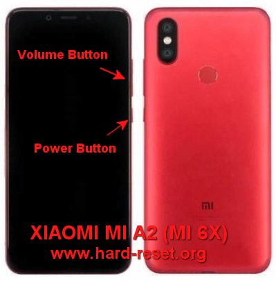 How to Easily Master Format XIAOMI MI A2 (MI 6X) with Safety Hard