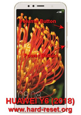 How to Easily Master Format HUAWEI Y6 (2018) with Safety Hard Reset