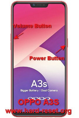 How to Easily Master Format OPPO A3S with Safety Hard Reset? - Hard