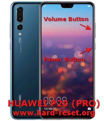 hard reset huawei p10 / huawei p10 pro