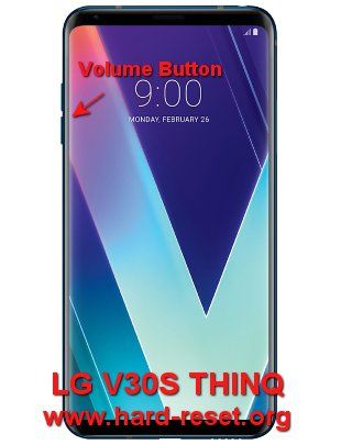 hard reset lg v30s thinq / v30s plus thinq