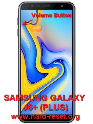 hard reset samsung galaxy j6 plus