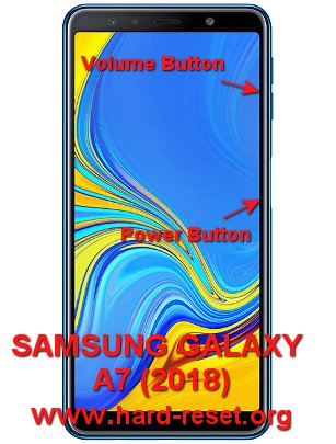 How to Easily Master Format SAMSUNG GALAXY A7 (2018) with Safety