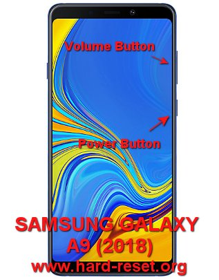 How to Easily Master Format SAMSUNG GALAXY A9 (2018) with Safety