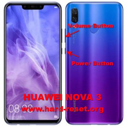 How to Easily Master Format HUAWEI NOVA 3 with Safety Hard Reset
