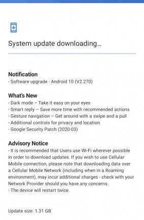 nokia 3.2 android 10 upgrade