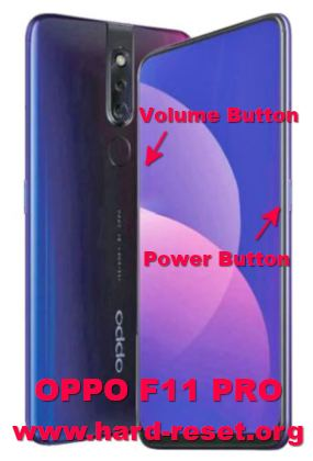 How to Easily Master Format OPPO F11 PRO with Safety Hard