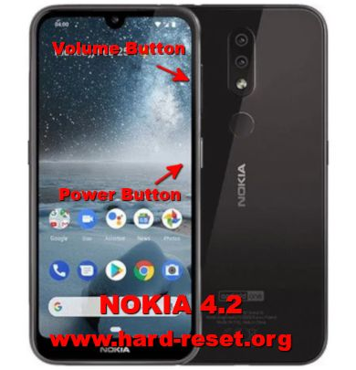 hard reset nokia 4 2 (android one)