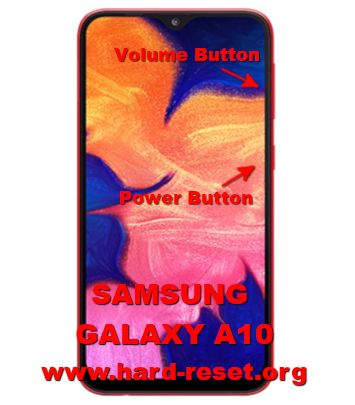 How to Easily Master Format SAMSUNG GALAXY A10 (SM-A105F