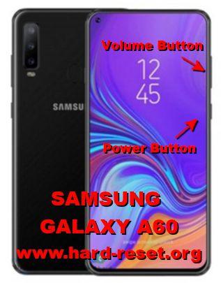 hard reset samsung galaxy a60