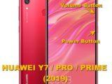 hard reset huawei y7 / y7 pro / y7 lite 2019