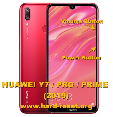 How to Easily Master Format HUAWEI Y7 / Y7 PRO / Y7 PRIME (2019