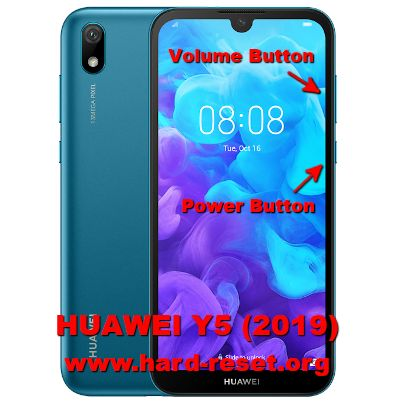 How to Easily Master Format HUAWEI Y5 (2019) (AMN-LX9 / AMN