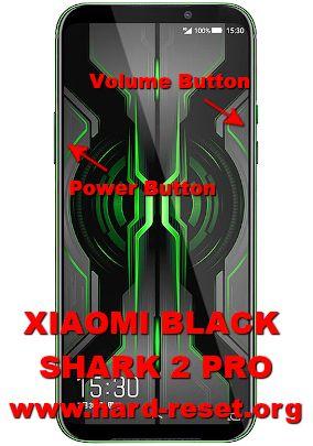 hard reset black shark 2 pro
