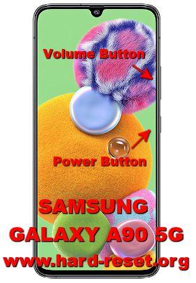 hard reset samsung galaxy a90 5g