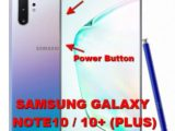 hard reset samsung galaxy note10 / galaxy note 10plus