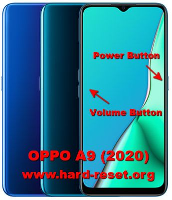 hard reset oppo a9 2020 a11x