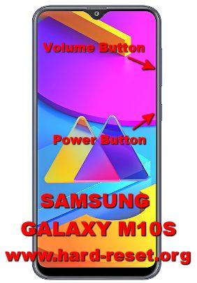 hard reset samsung galaxy m10s